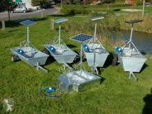 aanbouwstukken voor bouwmachines onbekend ONBEKEND - Waterbakken op zonne energie van 200 tot en met 90