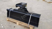 TKmachines 80 cm Hydraulischer Grabenräumlöffel Baggerlöffel für Minibagger 0,8 - 2,0 Tonnen