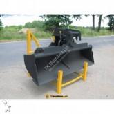 TKmachines 100 cm Hydraulischer Baggerlöffel für Minibagger 3,5 - 6,5 Tonnen, Schaufel