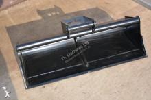 TKmachines 140 cm Grabenräumlöffel Baggerlöffel für Minibagger 3,0 - 6,5 Tonnen, Schaufeln