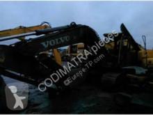 Volvo EC210B machinery equipment