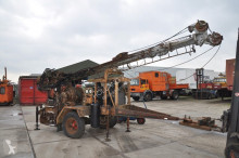 n/a spoelboor drilling, harvesting, trenching equipment