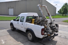 n/a Nissan Navara met boor installatie drilling, harvesting, trenching equipment
