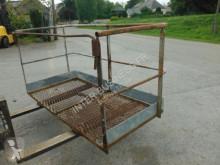 aanbouwstukken voor bouwmachines onbekend NACELLE ARTISANAL