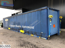 équipements TP nc Container 45 FT Tautliner container