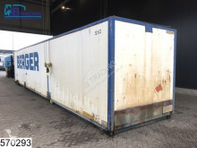 n/a Container 45 ft Closed box container machinery equipment
