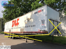 n/a Container 45 FT Closed Chereau container machinery equipment