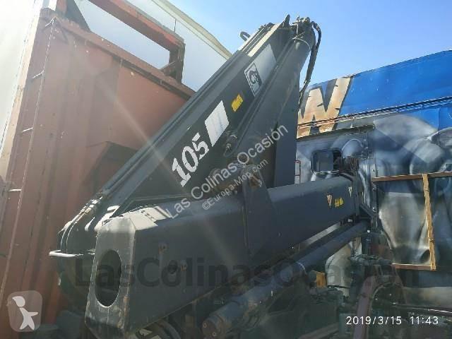 se bilderna Bygg-anläggningsutrustningar Hiab 105.2