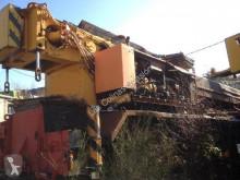 Liebherr crane equipment