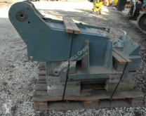 Liebherr hitch and couplers