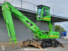 Caterpillar M322 C MH Full rubber tyres - HP and MP function - German machine