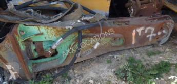 hydraulické kladivo použitý
