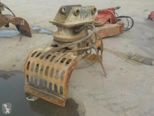 n/a Hydraulic Rotating Selector Grab 65mm Pin to suit 13 Ton Excavat