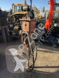 hydraulisk hammer brugt