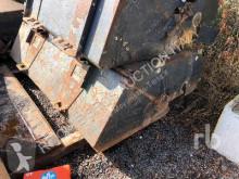 aanbouwstukken voor bouwmachines onbekend