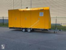 equipamientos maquinaria OP nc Deco saneer wagen