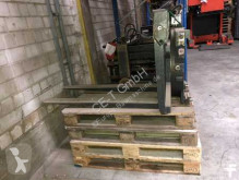 equipamientos maquinaria OP Cascade