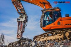 Hydraram FX-320 PRO | 2380 kg | 25 ~ 36 t. | Neu!