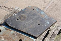 Terex 11650 Lower cheek plate LH