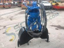 Arden tiltable ditch cleaning bucket