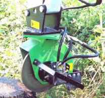 n/a DESSOUCHEUSE POUR PELLE TP machinery equipment