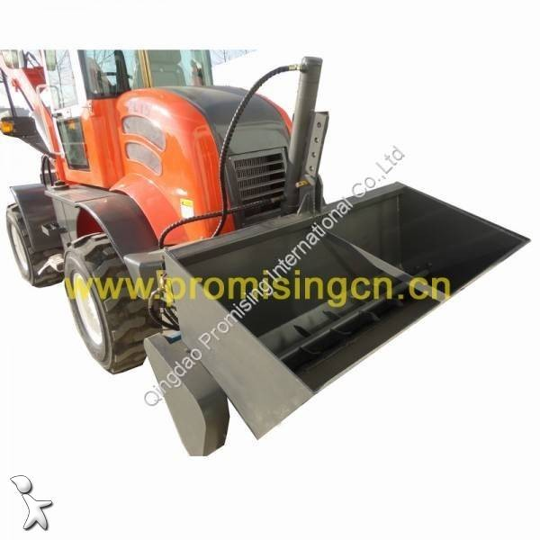View images Dragon Machinery Sand Spreading Bucket / Sand Spreader Bucket / Sand Spreader machinery equipment