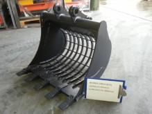Vedere le foto Attrezzature per macchine movimento terra 2M BENNA GRIGLIATA da 800 mm per ESCAVATORI 40-50 q