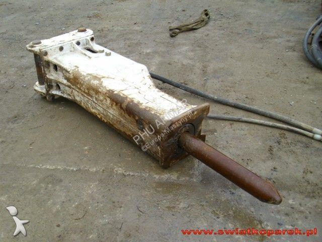 Topnotch Młot hydrauliczny Furukawa F12 Młot hydrauliczny koparka JCB 3CX PY77