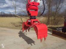 Bekijk foto's Aanbouwstukken voor bouwmachines nc Thumm UG 08 - Universalgreifer