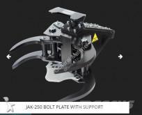 Voir les photos Équipements TP General Materiel Grappin coupeur, tête d'abattage usage en fixe 25 cm HARDOX