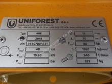 Vedere le foto Attrezzature per macchine movimento terra Uniforest 40 E