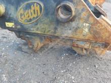 View images Geith Attache rapide  Quick Hitch to suit 30 Ton Excavator pour excavateur machinery equipment