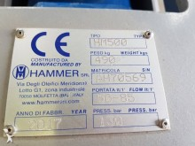 Voir les photos Équipements TP Hammer HM500