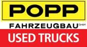 Popp Fahrzeugbau GmbH- Used Trucks