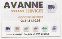 SARL AVANNE SERVICES
