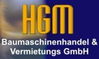 HGM Baumaschinenhandel & Vermietungs GmbH