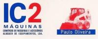 IC2 MÁQUINAS Comercio de Maquinas e Acessorios, LDA.