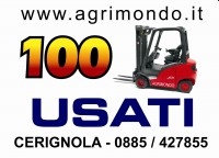 Carrelli Elevatori Agrimondo